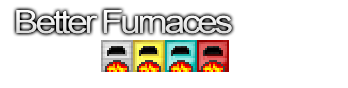 Мод Better Furnaces Mod