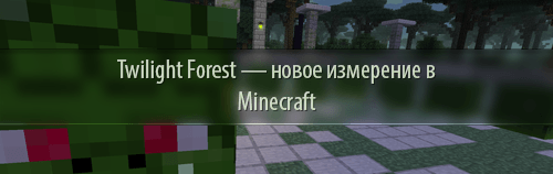 Мод Twilight Forest